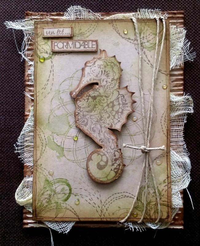 1 carte hippocampe