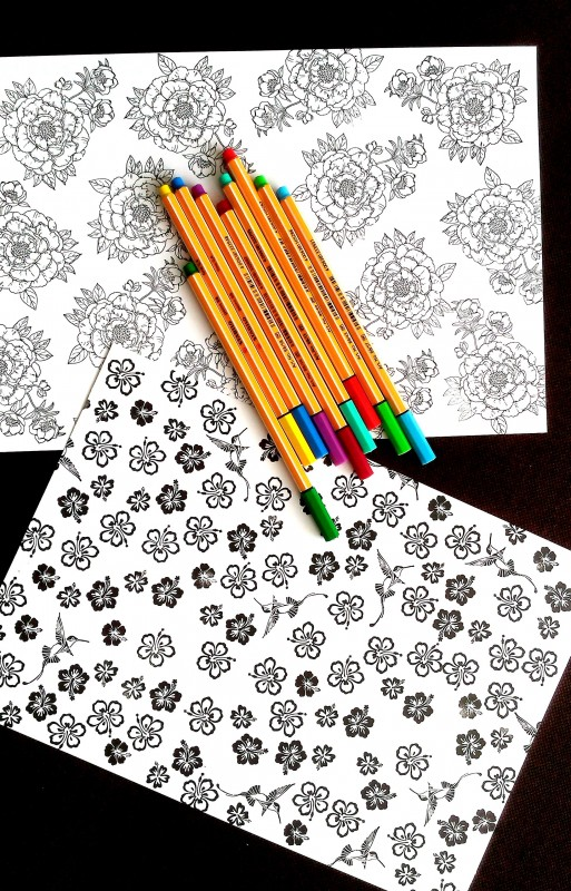 6 coloriage