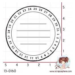 tampon-project-life-cercle-jours-par-lily-fairy