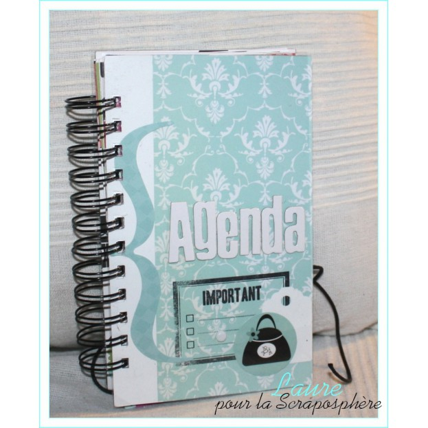 KIT MINI CALENDRIER par Laure
